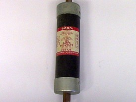 ECON 125 Amp Class RK5 Fuse