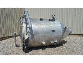 Dover Equipment 84FR609A-TL Dust Collector