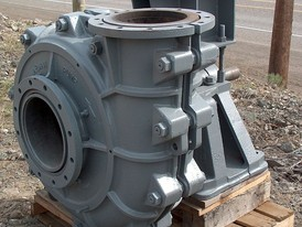 Warman 300L Slurry Pump