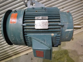 Baldor 30 HP TEFC Electric Motor