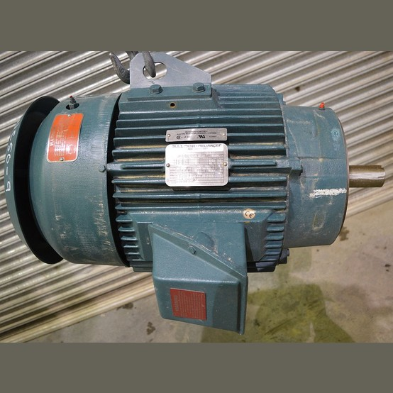 New Baldor 30 Hp Tefc Electric Motor For Sale
