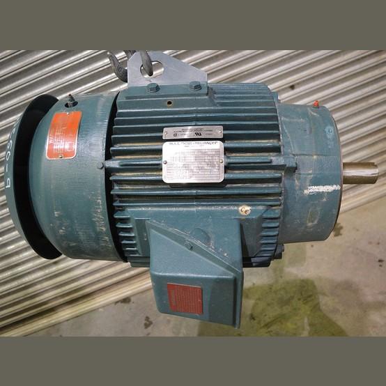 Motor El Ctrico Tefc Baldor De 30 Hp Nuevo A La Venta