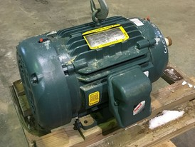 Baldor Reliance TEFC 20 HP Motor