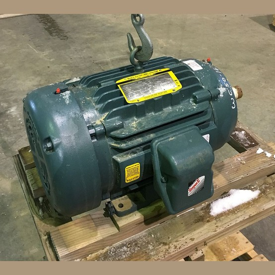 New baldor reliance tefc 20 hp motor for sale for 20 hp motor for sale
