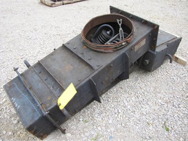 Jeffrey 18 in x 48 in Electromagnetic Vibrating Feeder