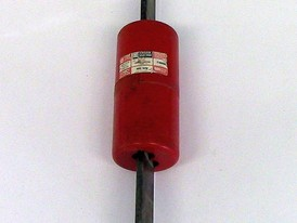 English Electric Class H 400 Amp Fuse