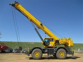 Grove RT880E Rough Terrain Crane