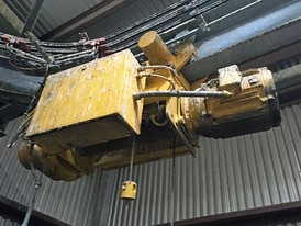 Electric 3 Ton Bridge Crane Hoist