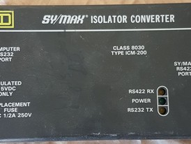 Square D Isolator Convertor ICM 200