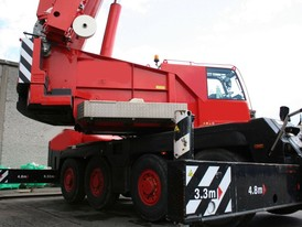 Terex Demag AC 70 City Crane