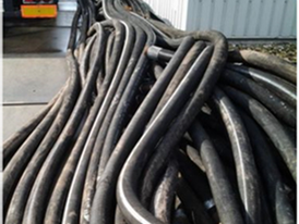 Hansa Flex Benton 85 3 in Concrete Supply Hose