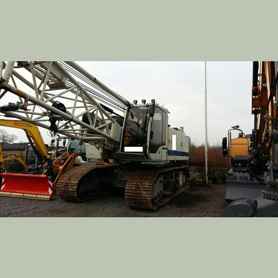 Liebherr Mobile Crane Wholesale Supplier | Used Liebherr HS 845