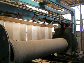 Concrete Pipe Mill