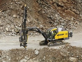 Atlas Copco SmartRoc T45 Surface Drill
