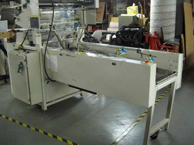 Sherwood CW-160 Shrink Wrapper