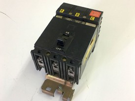 Square D 3 Pole I-Line 100 Amp Breaker