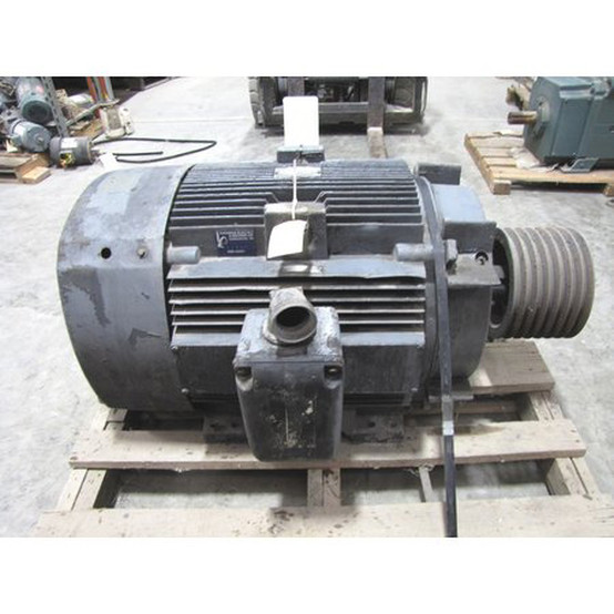 General electric motor supplier worldwide used ge 150 hp for Electric motors for sale used
