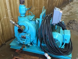 Gorman Rupp 3 in. Trash Pump