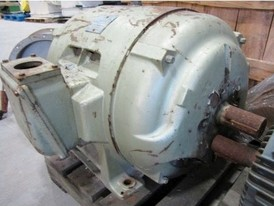 Brook 150 HP Induction Motor