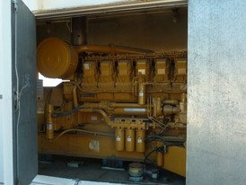 Caterpillar 1250 kW Generator Set