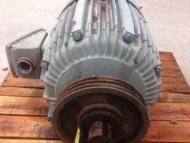 US Electrical 100 HP Motor