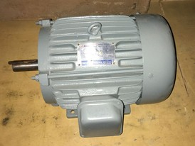 Teco Max E1 Premium Efficiency 5 HP Motor