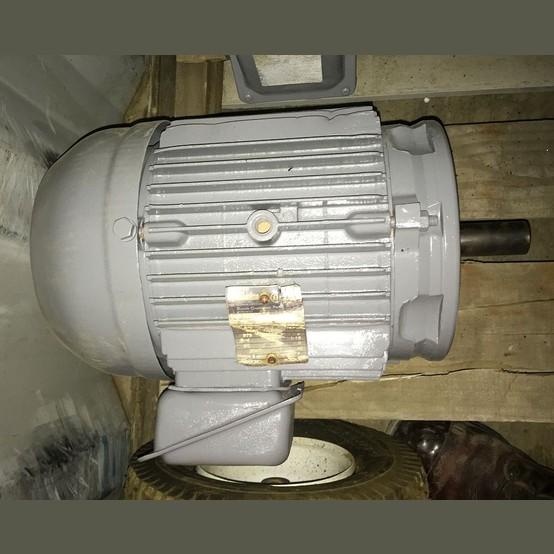 Used Brook Crompton 5 Hp Motor For Sale