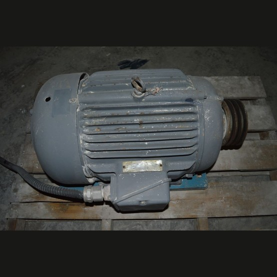 Used 30 Hp Motor For Sale 230 460v Electric Motor