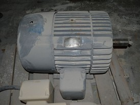 General Electric 30 HP Motor