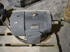 Worldwide High Torque 25 HP Motor