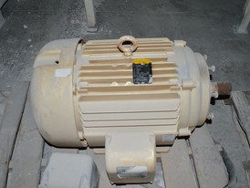 Baldor Reliance Super-E 75 HP Motor