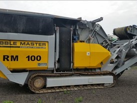 Rubble Master Compact-Recycled RM 100