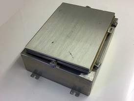"Hammond 20"" x 16"" x 6"" Weather Proof Junction Box"