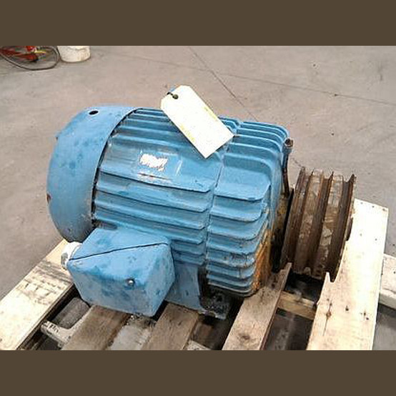 Used 50 hp 230 460v electric motor for sale electric for Used electric motors for sale
