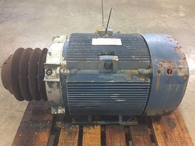 General Electric Tri-Clad 50 HP Motor