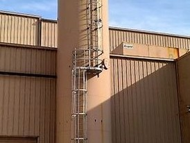 Imperial Industries 100 Ton Silo