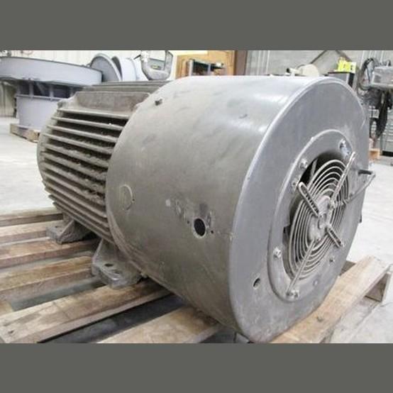 Baldor Electric Motor Wholesale Supplier Used Baldor 40 Hp Inverter Drive Motor For Sale