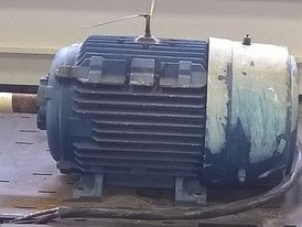 Siemens High Efficiency 30 HP Motor