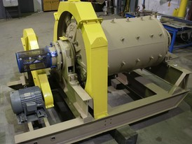 Denver 3 x 5 Ball Mill