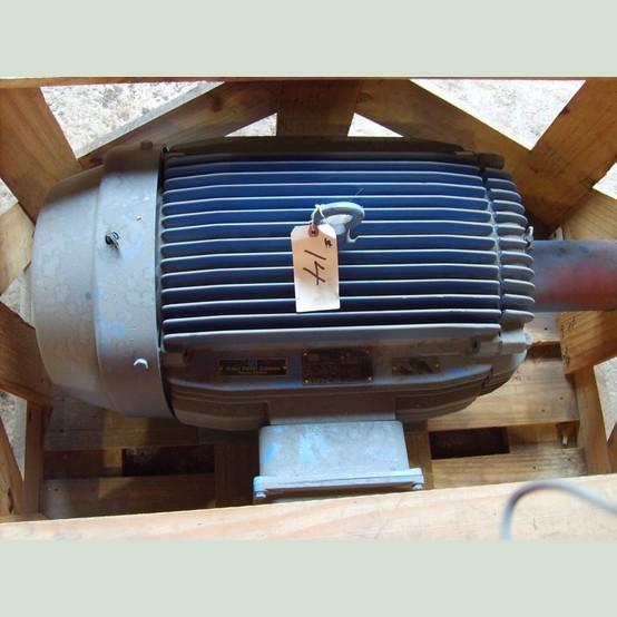Weg severe duty 100 hp motor for sale used weg severe for Weg severe duty motor