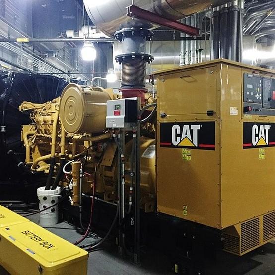 Cat Diesel Generator Wholesale Supplier Used Cat 1250 Kw