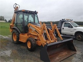 Case 580N Backhoe