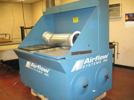 Airflow Systems DT-3000 Downdraft Table