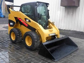 Caterpillar 262C Skid Steer