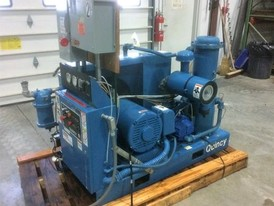 Quincy 186 CFM Rotary Screw Compressor