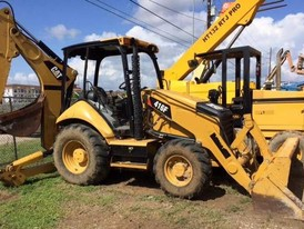 2012 Caterpillar 416F Backhoe