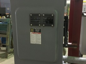 Square D 200 Amp 600 Volt Disconnect