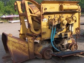 Atlas Copco LM 70 Mucking Machine