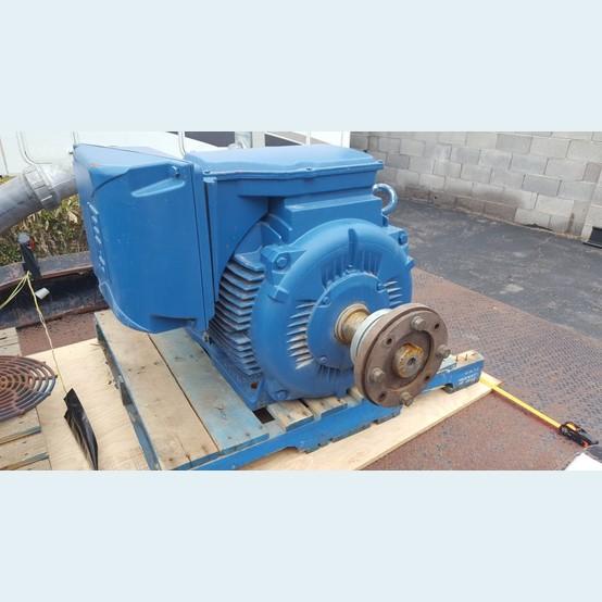 Weg severe duty 400 hp motor for sale used weg severe for Weg severe duty motor