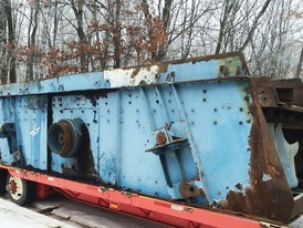 Conn-Weld 8 x 20-1 Deck Incline Screen